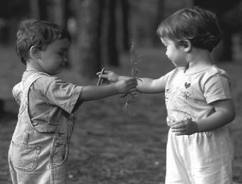 La generosità arricchisce non solo l'animo, ma anche il portafogli.