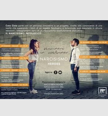 Percorsi per vittime di narcisismo
