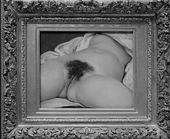 Desnuda  sacra e sacrilega